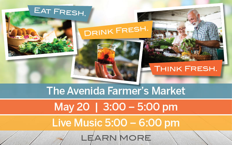 RSVP for Farmer's Market Event