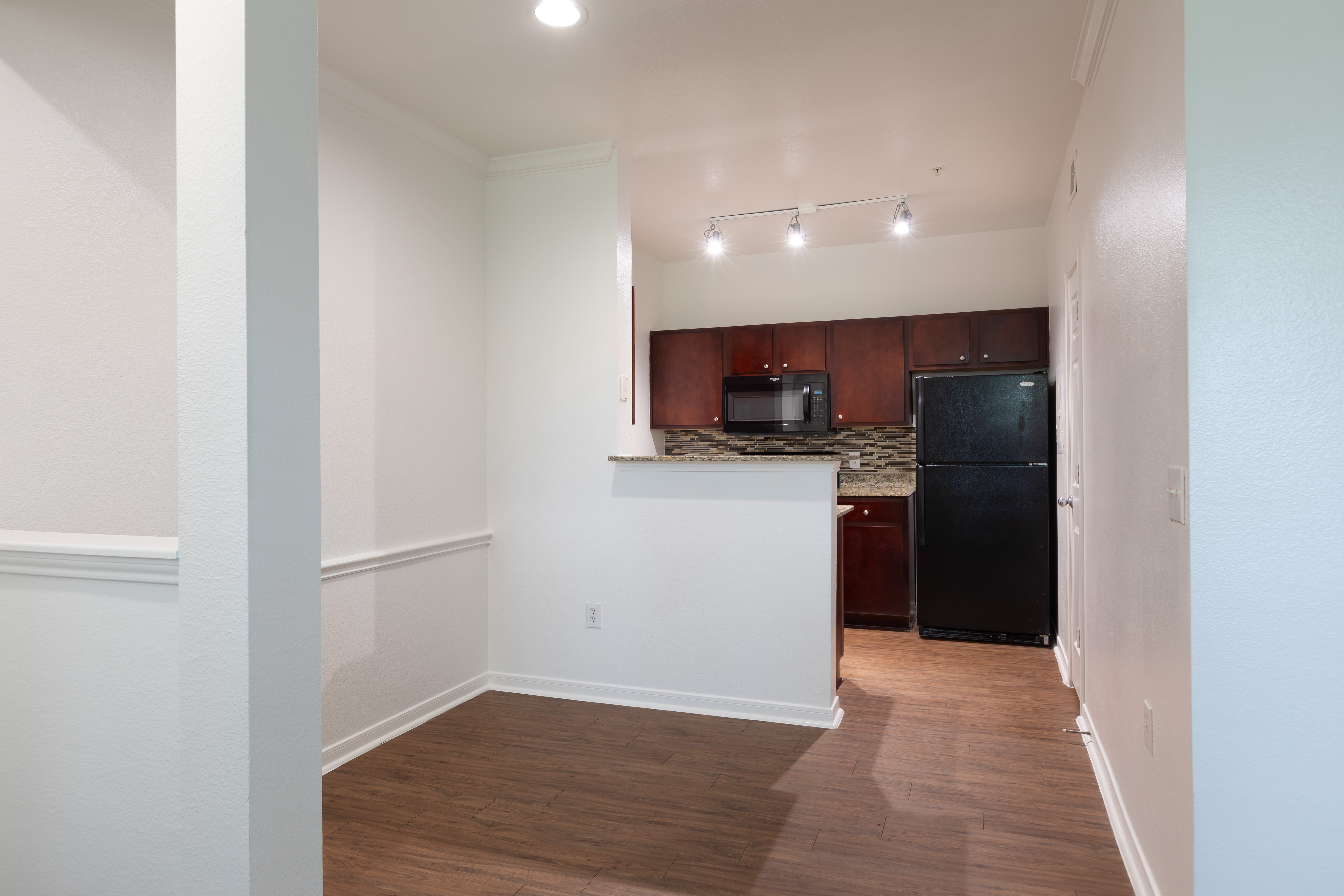 A modern unfurnished apartment at Stone Creek at The Woodlands in The Woodlands, Texas