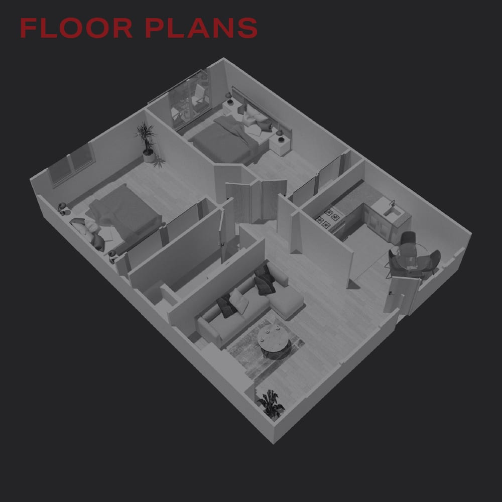See our floor plans of Vista Pointe II in Studio City, California