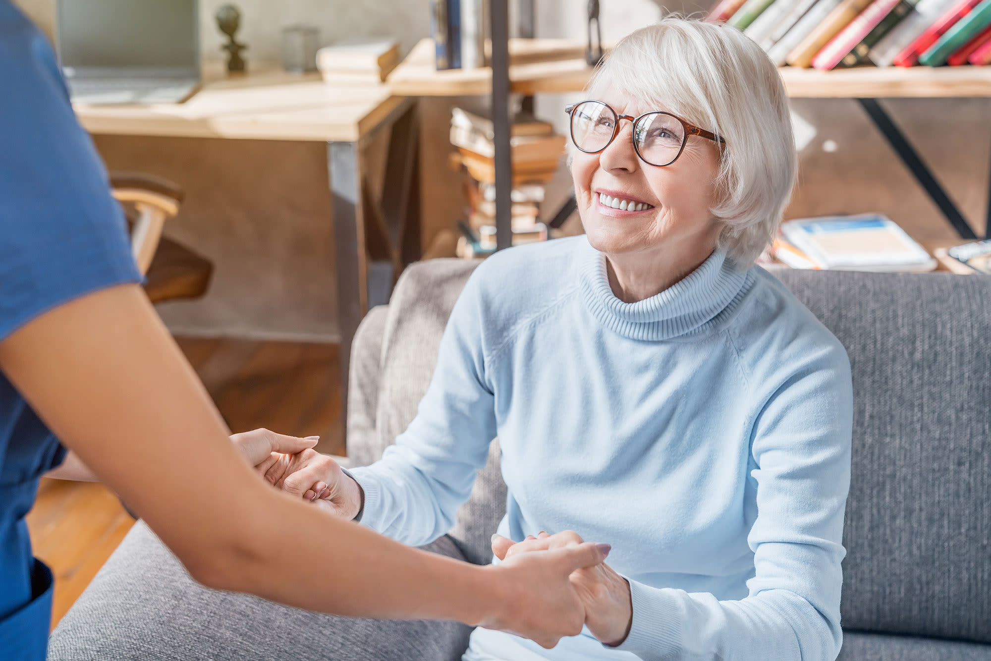 AID & Attendance benefits at Sun Oak Senior Living.