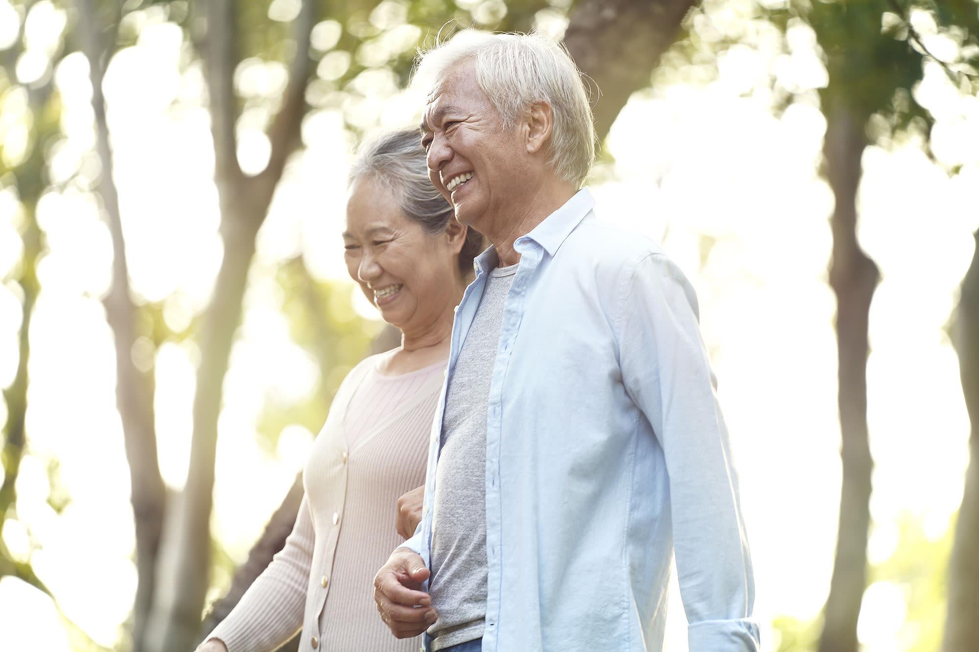 Gift tax exemption at Sun Oak Senior Living.