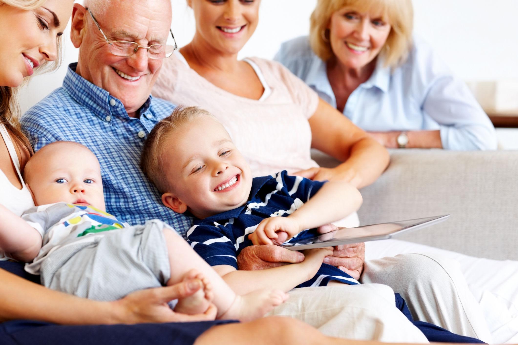 Social security benefits at Hale O Meleana.