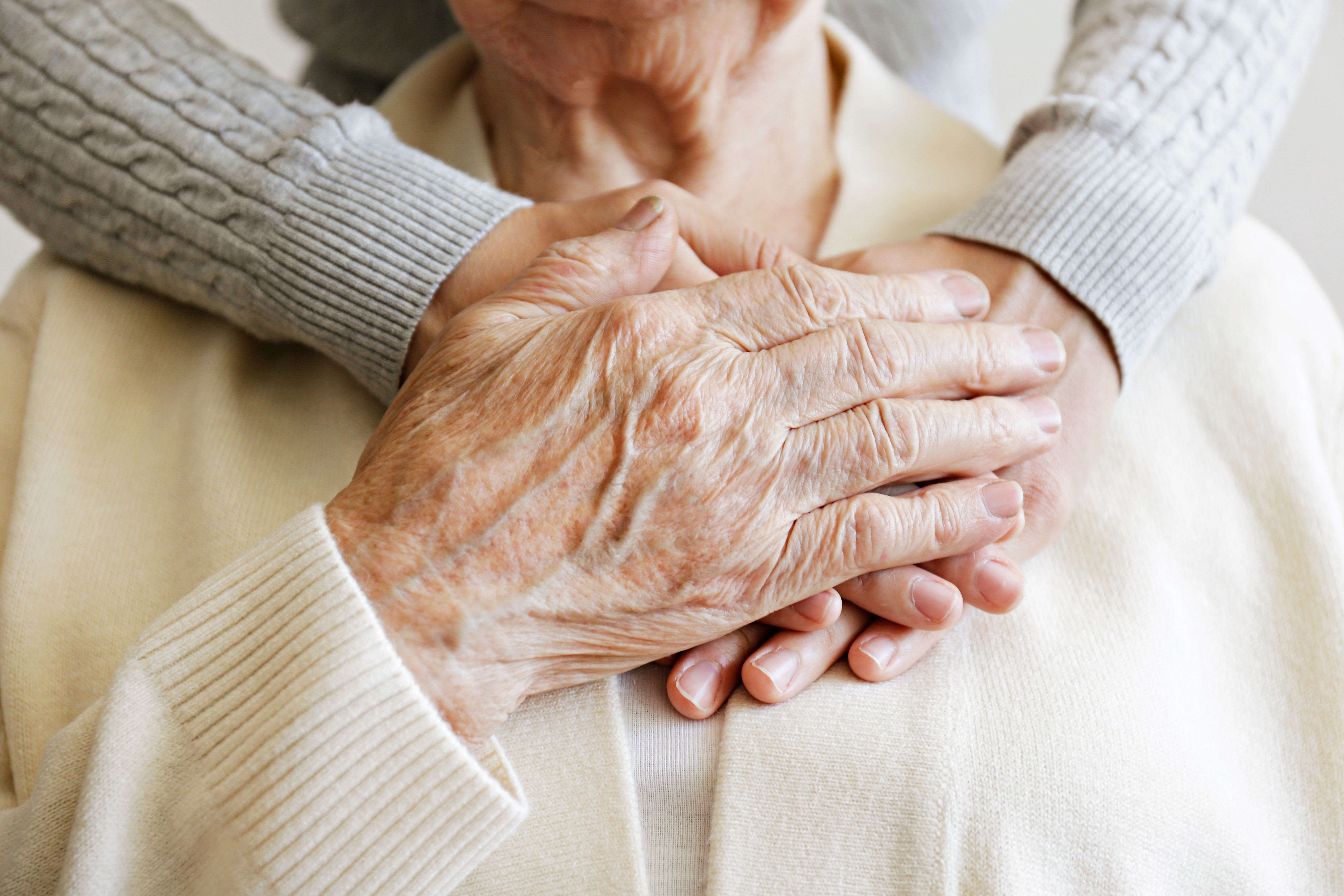 Secured lines of credit at Rosewood Memory Care.