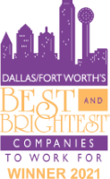 Dallas/Fort Worth best and brightest companies to work for at WRH Realty Services, Inc