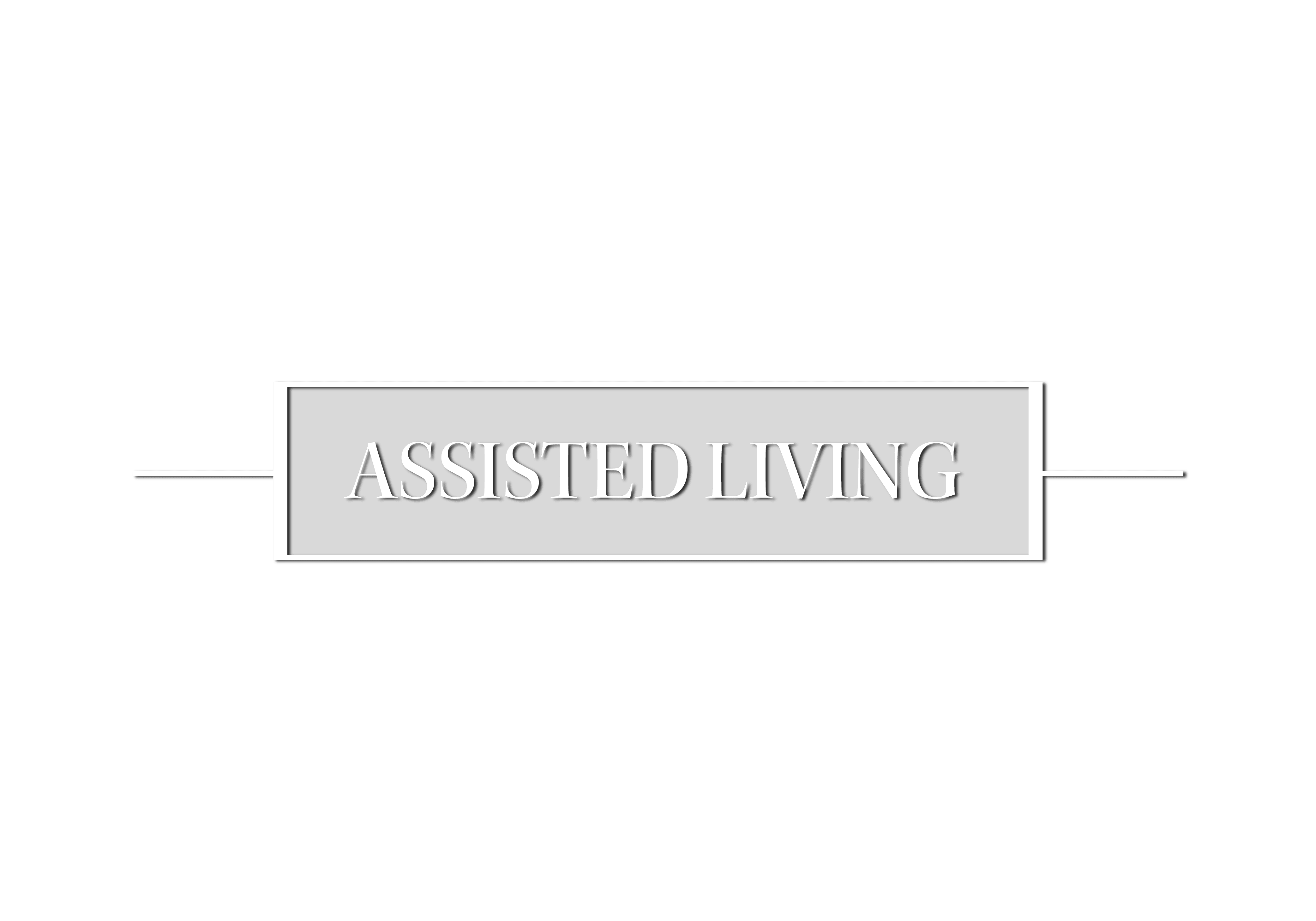 assisted living graphic