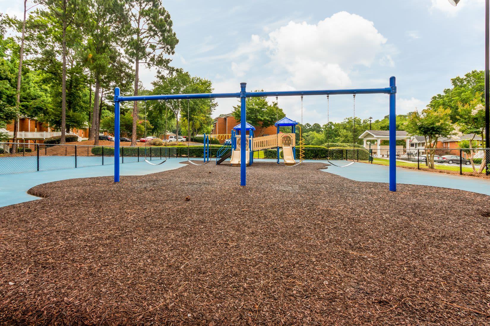 Playground at Marquis at Perimeter Center in Atlanta, Georgia