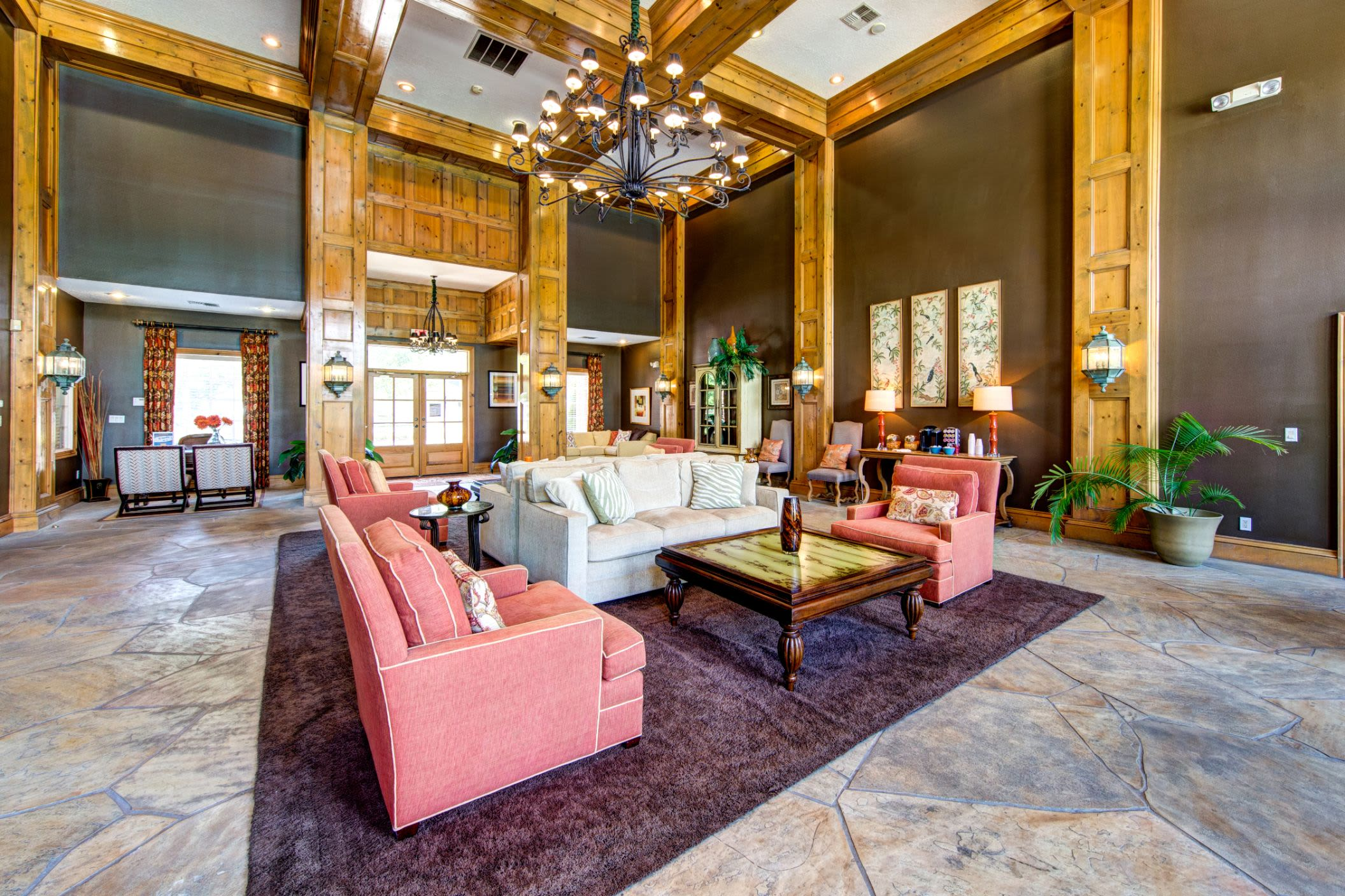 View our amenities at Marquis at Silverton in Cary, North Carolina