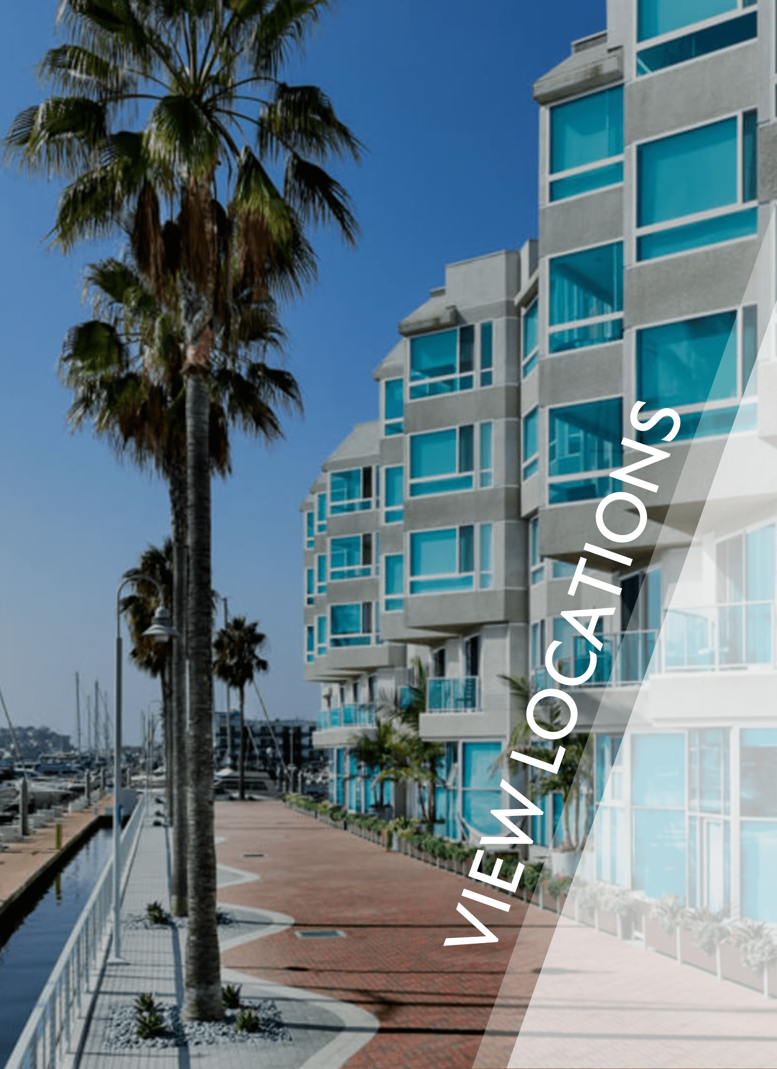 Link to luxury apartment communities in Marina del Rey by E&S Ring Management Corporation in Los Angeles, California