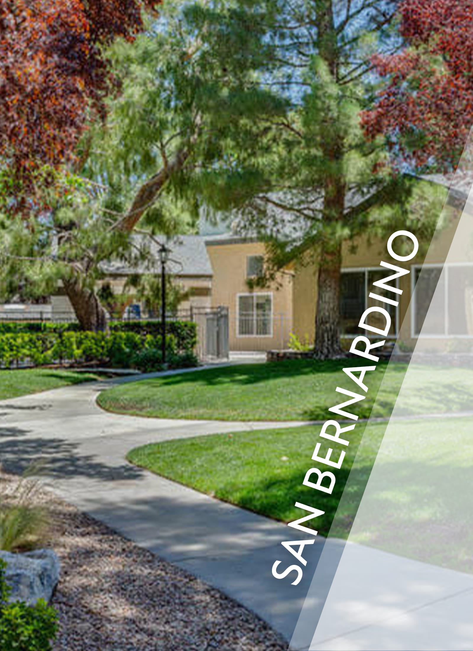 View luxury apartment communities in San Bernardino by E&S Ring Management Corporation in Los Angeles, California