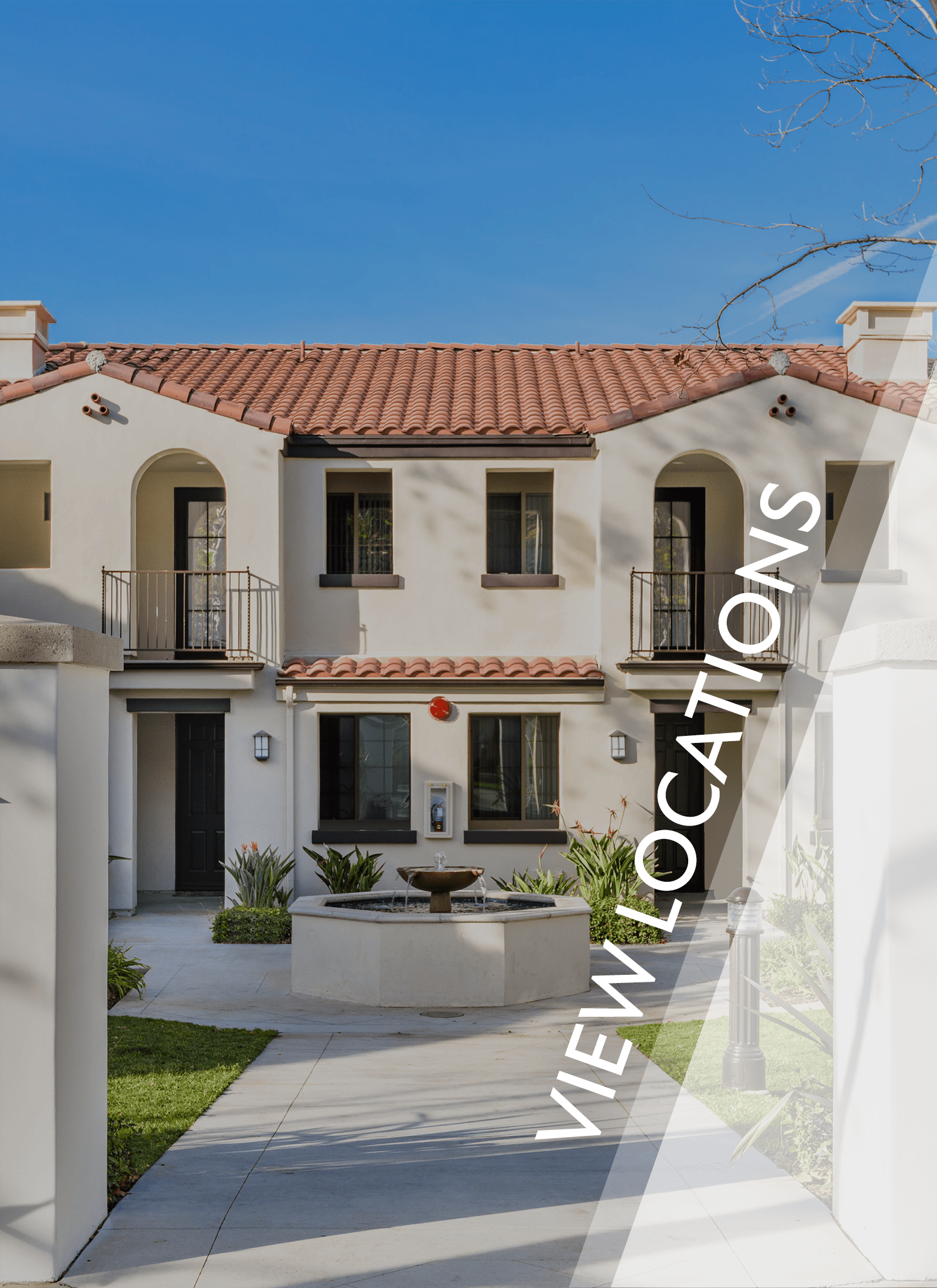 Link to luxury apartment communities in Ventura County by E&S Ring Management Corporation in Los Angeles, California