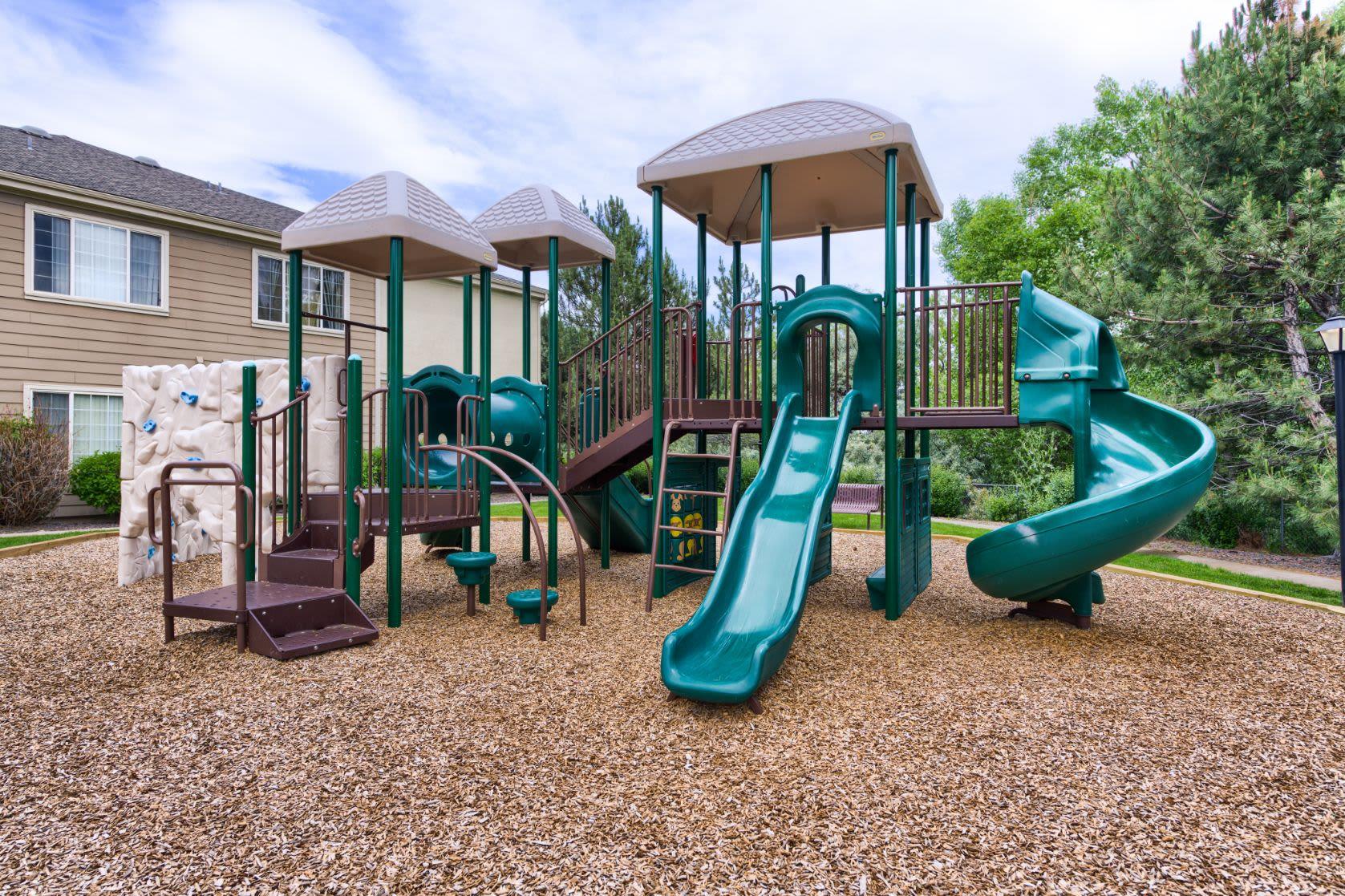 Playground at Whisper Creek Apartment Homes in Lakewood, Colorado