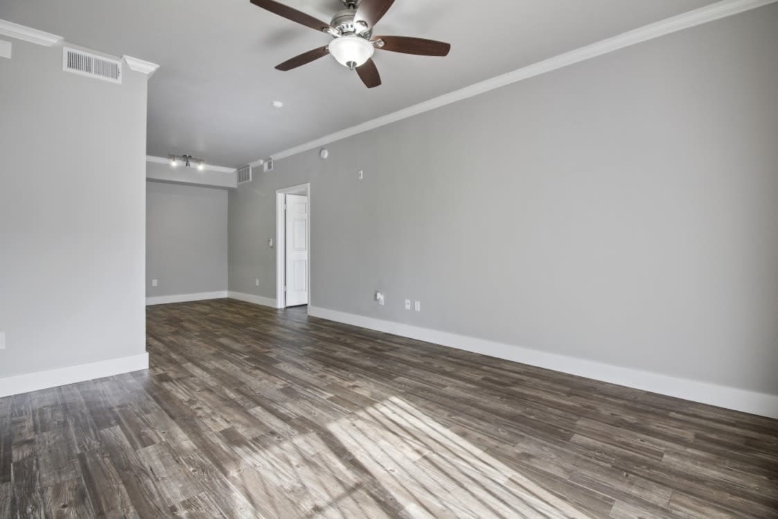 Large bedroom at Emerson at Ford Park in Allen, Texas