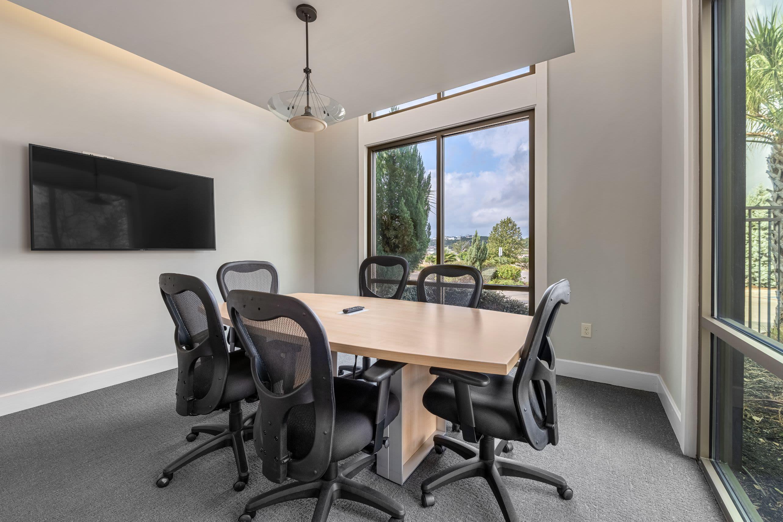 Conference room at Marquis Cresta Bella in San Antonio, Texas