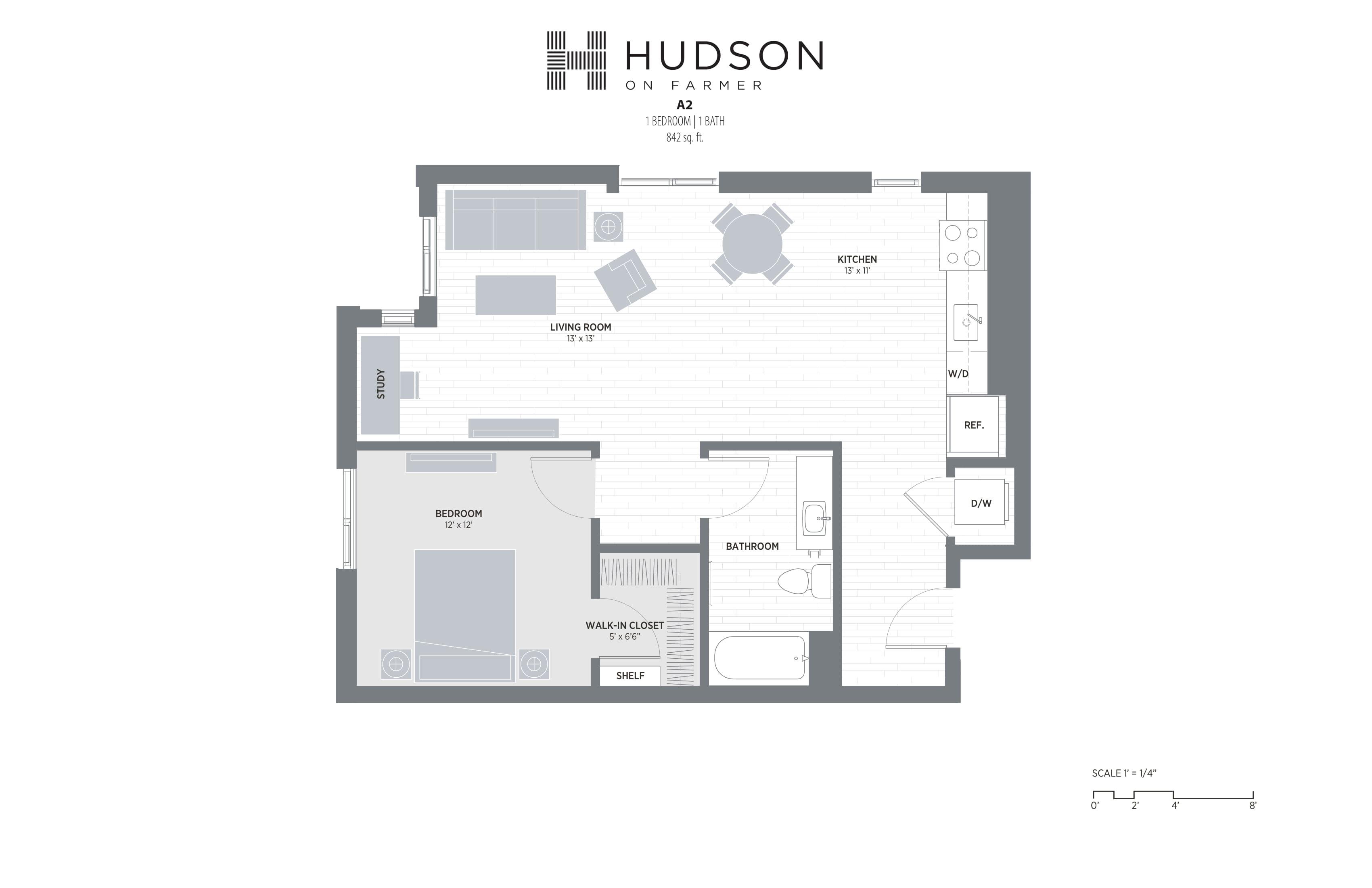 A2.c floor plan