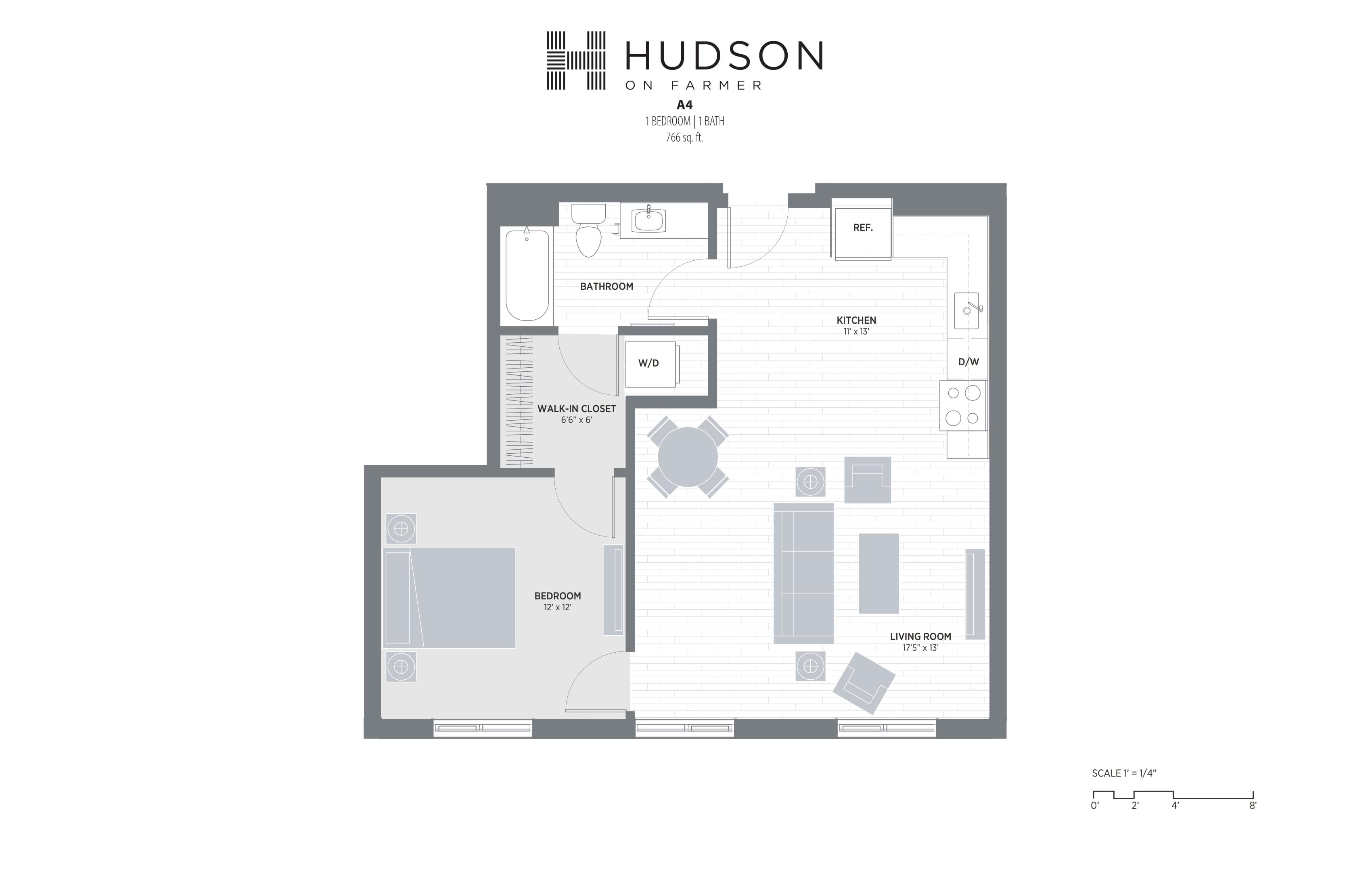 A4.c floor plan