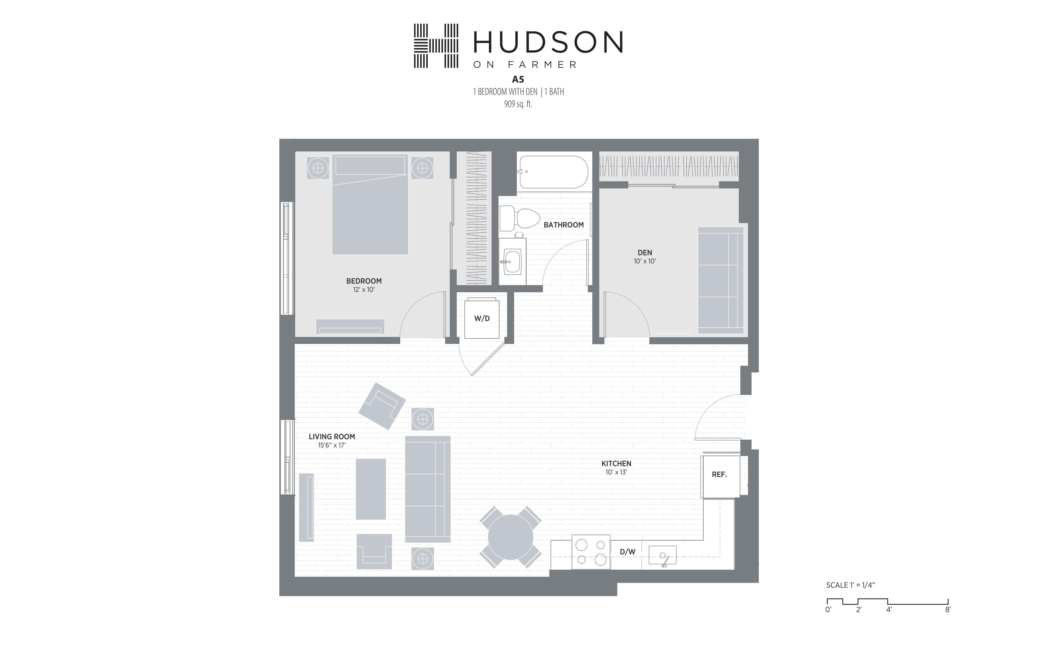 A5.c floor plan