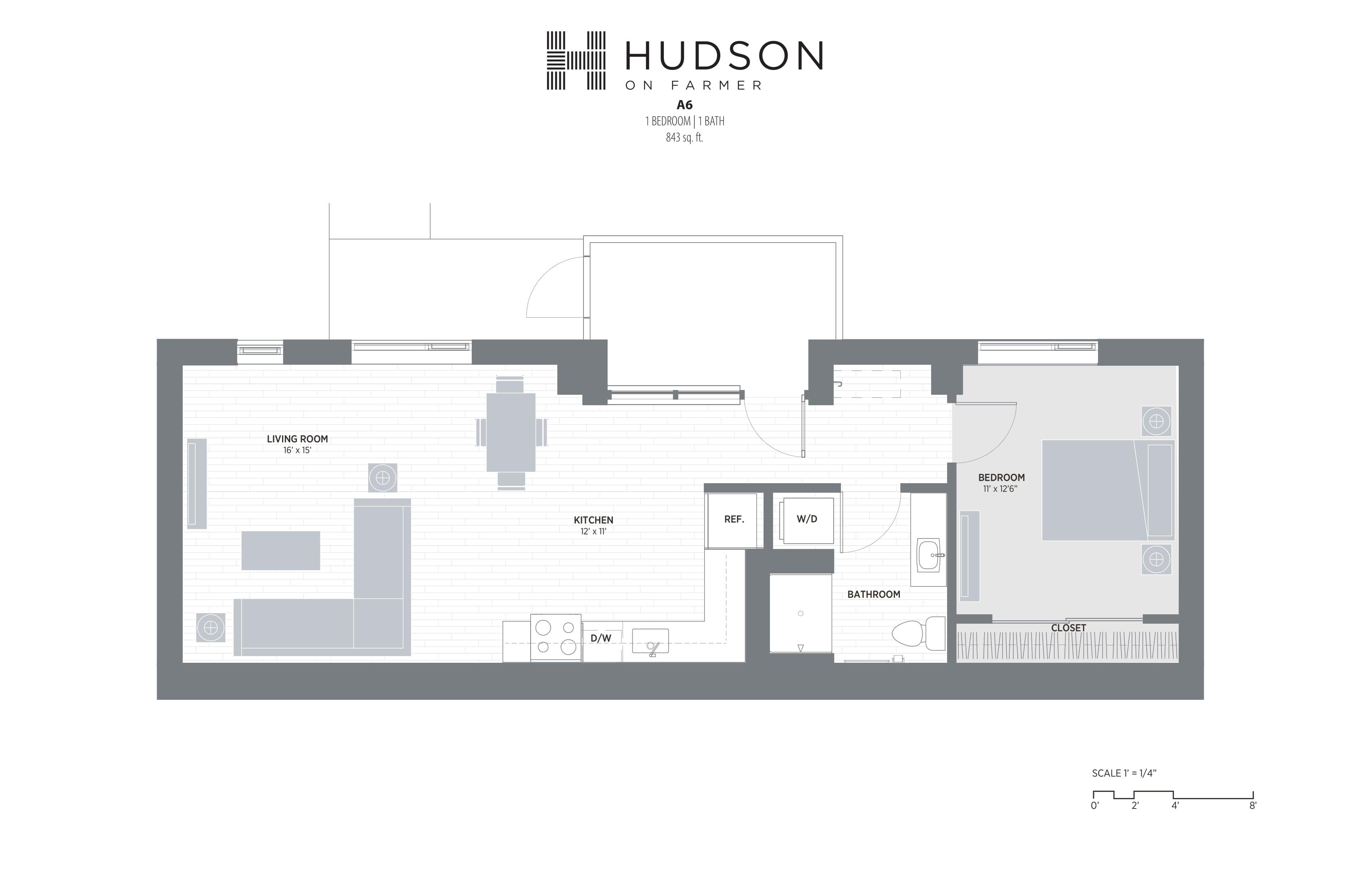 A6.c floor plan