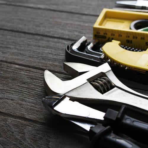 Maintenance Tools at Norterra Canyon Apartments