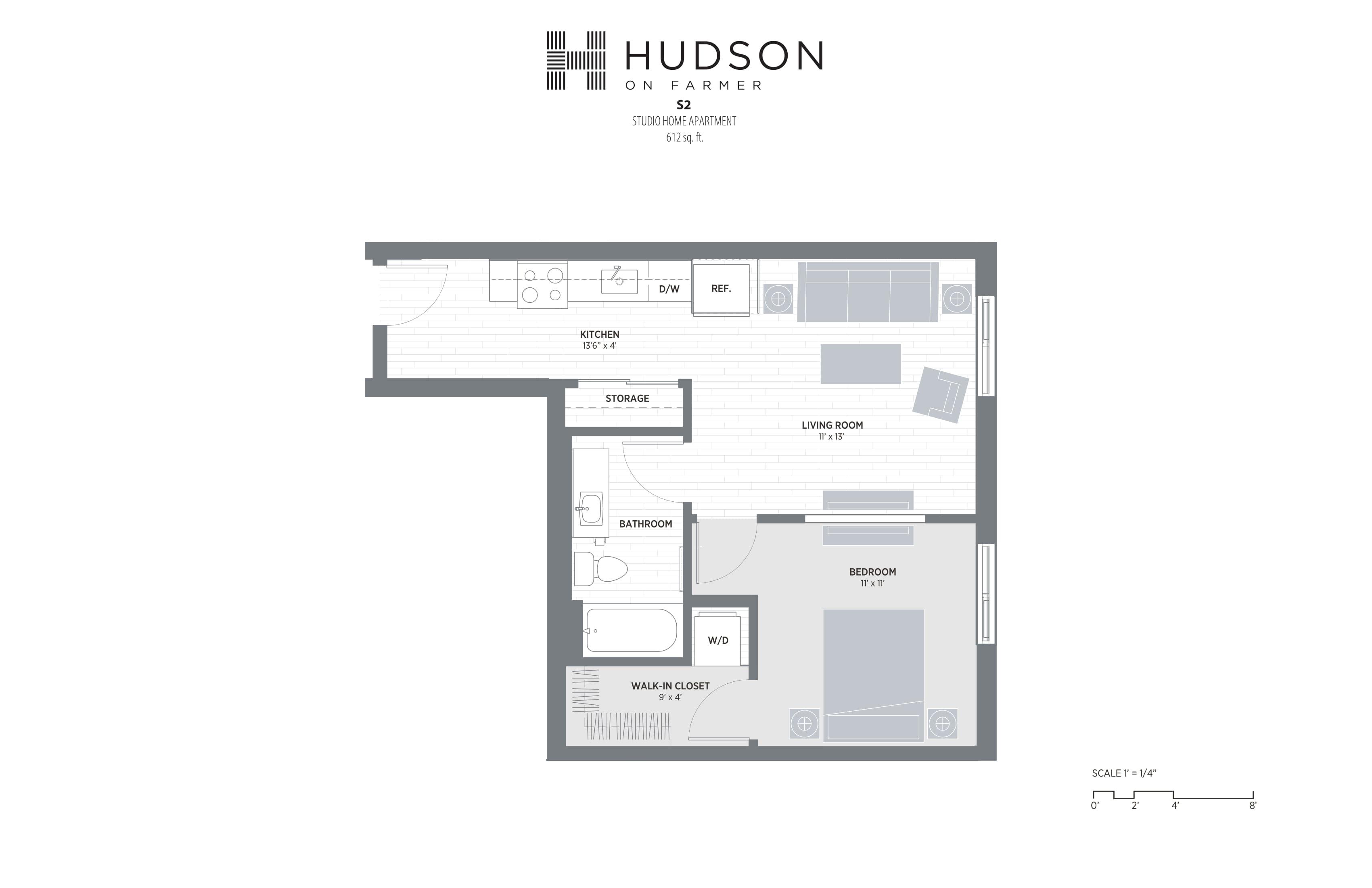 S2 floor plan Image