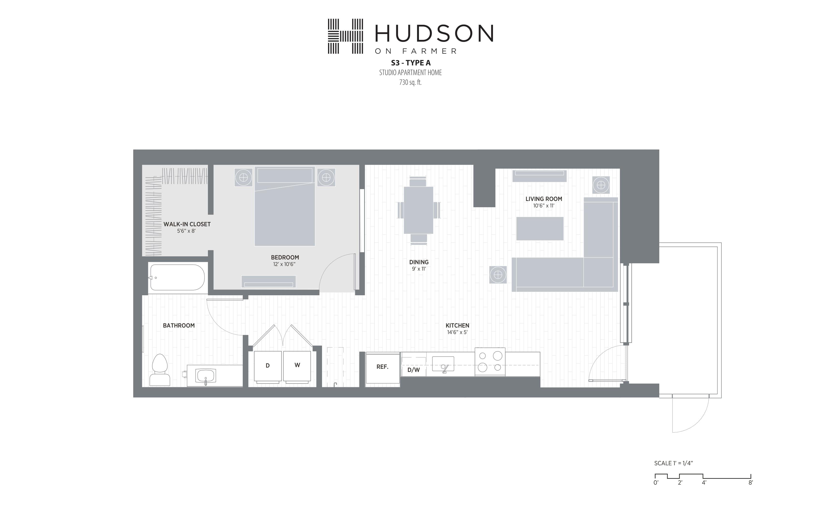 S3 floor plan image