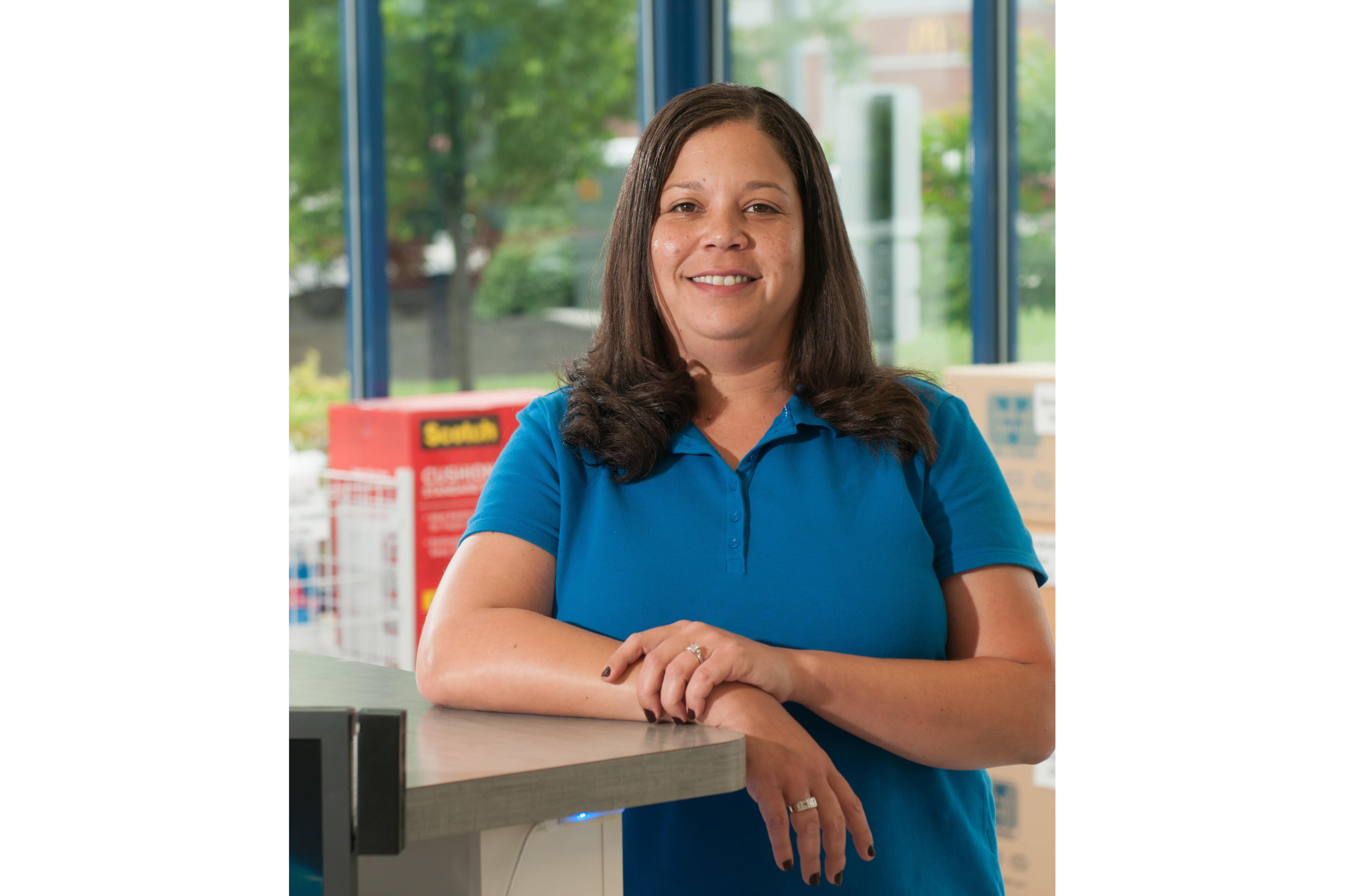 Team member Renee at {location_name}}