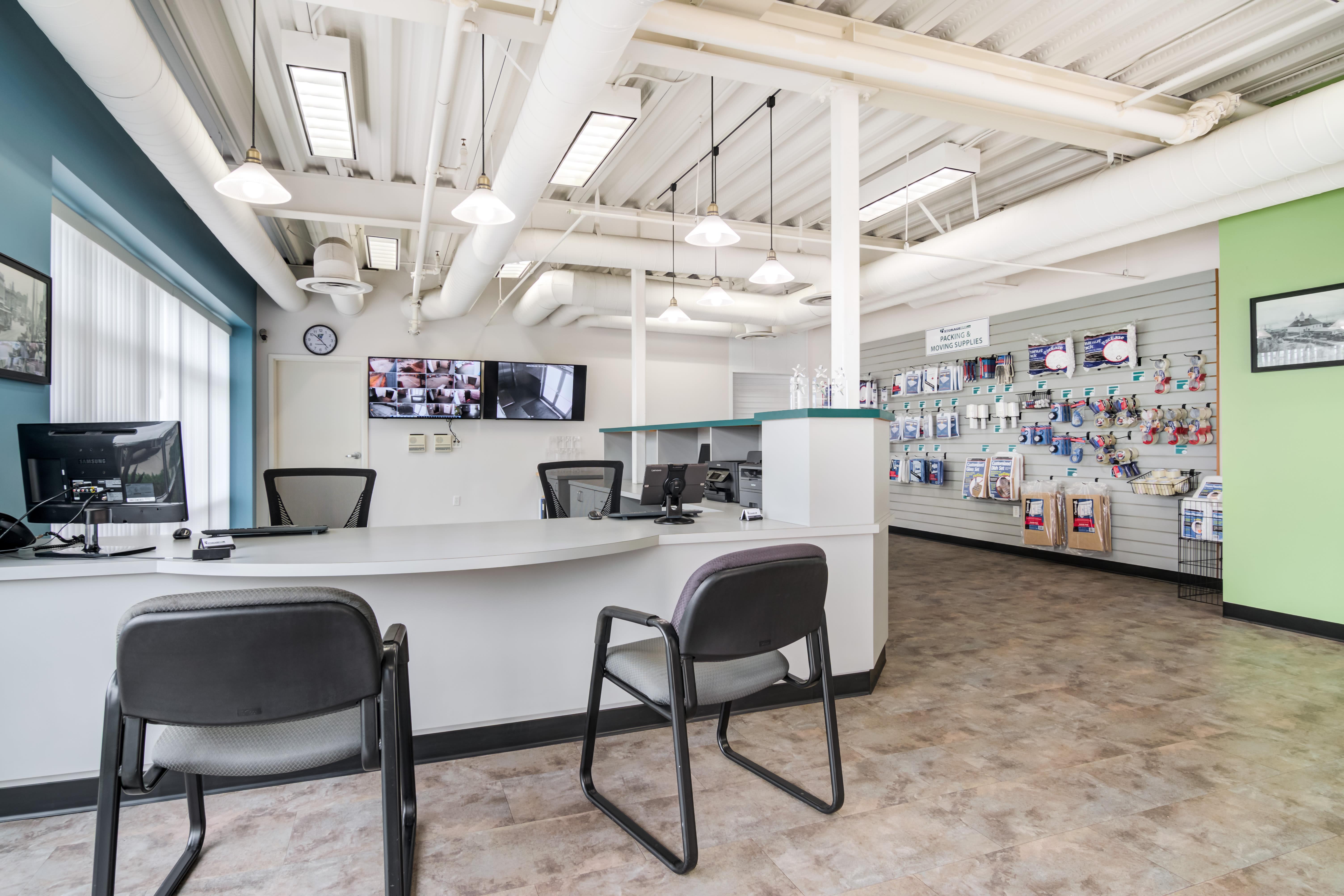 Rental Office at Storage Etc... Hancock St in San Diego,CA