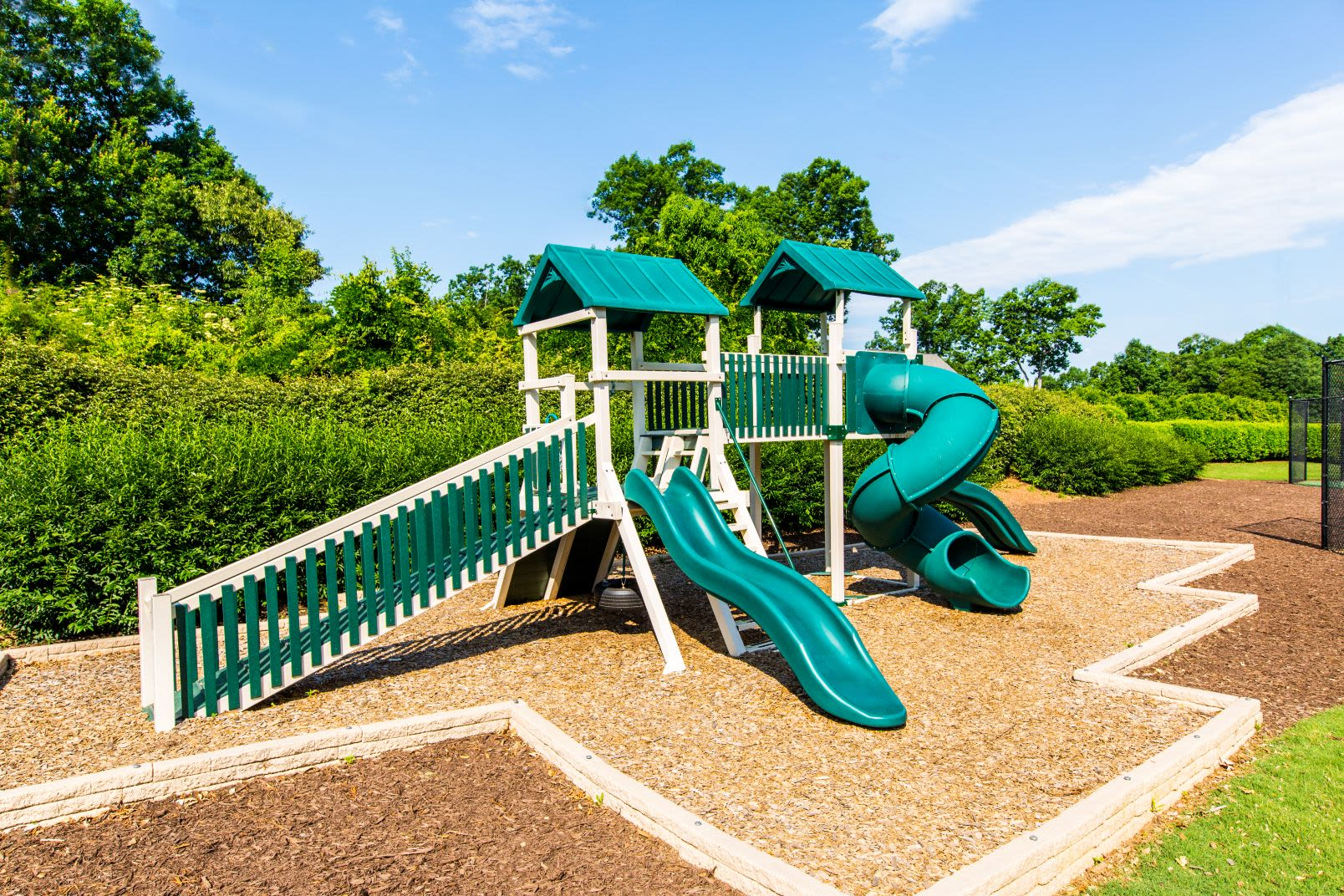 Playground at Marquis on Edwards Mill in Raleigh, North Carolina