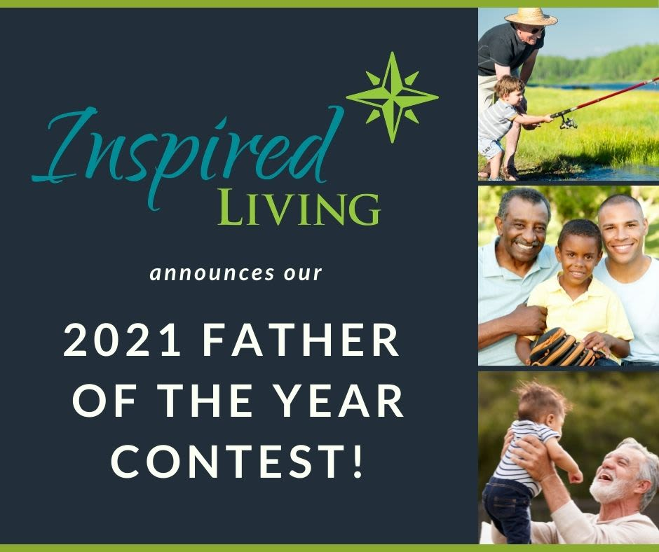 2021 Father of the Year Contest