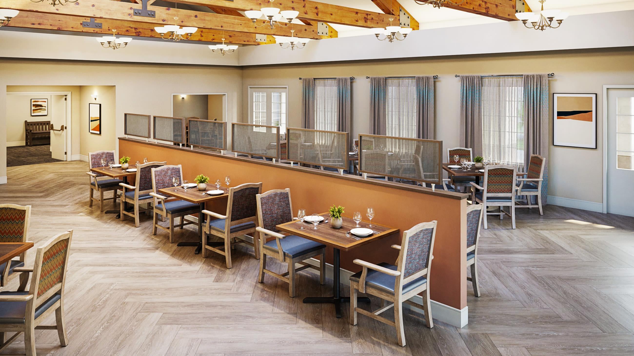 Cafe at Del Obispo Terrace Senior Living