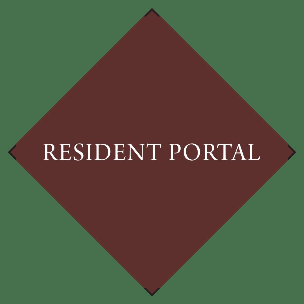 Link to the resident portal at L'Estancia in Studio City, California
