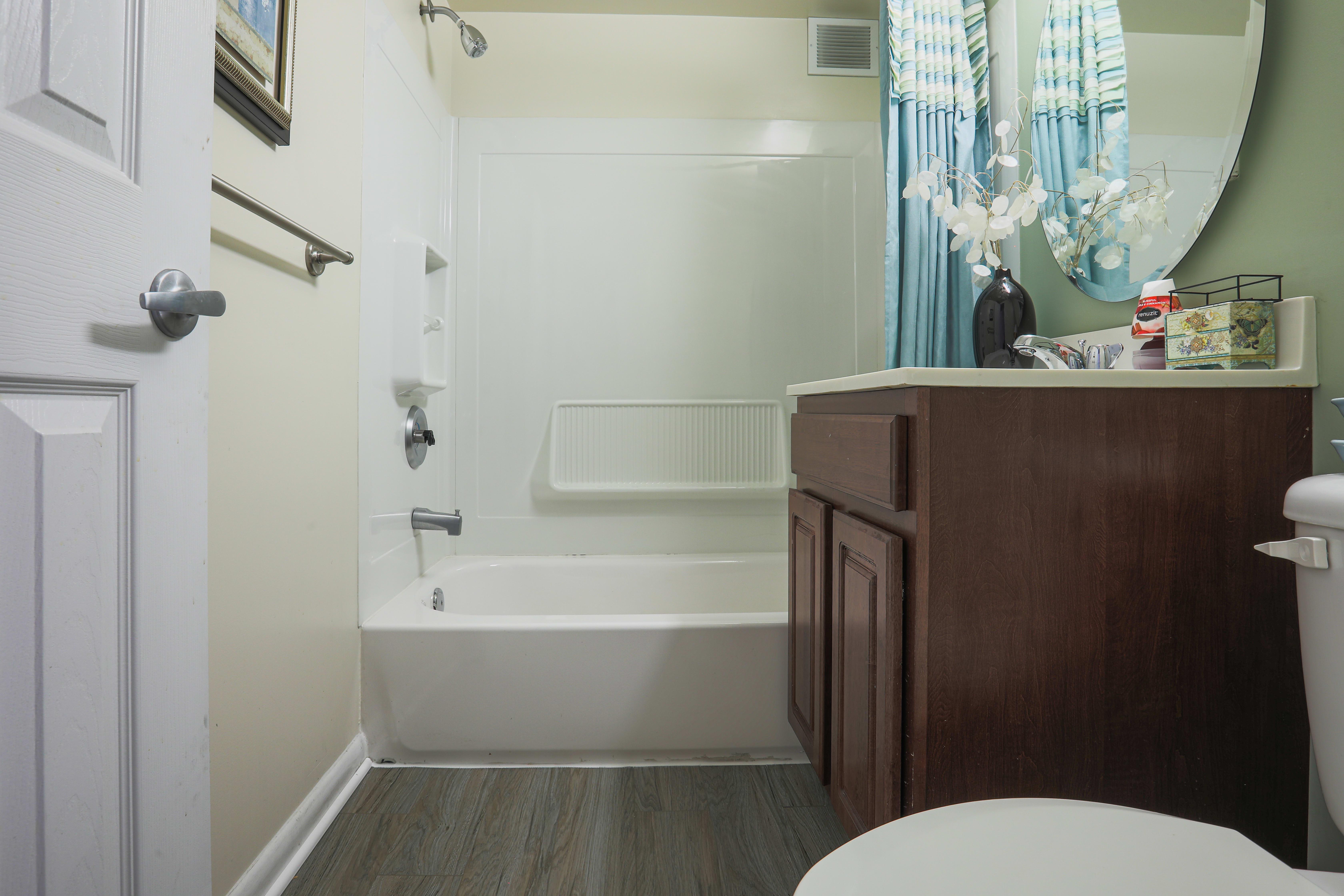 Bathroom in Regency Pointe