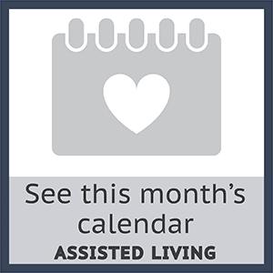 Monthly Calendar for Sage Glendale Assisted Living