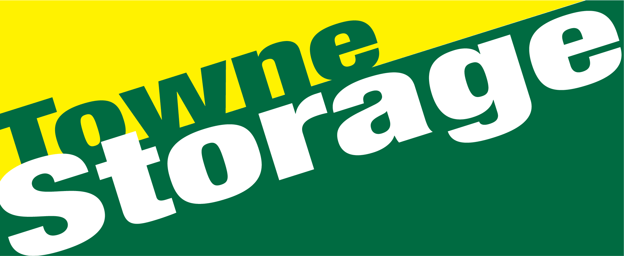 Towne Storage - Mesa logo