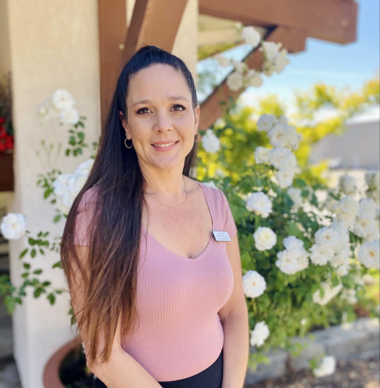 Loree O, Marketing Director at Roseville Commons Senior Living in Roseville, California