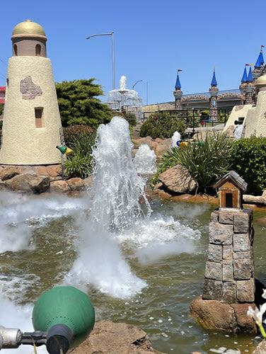 Golfland Sunsplash Roseville CA