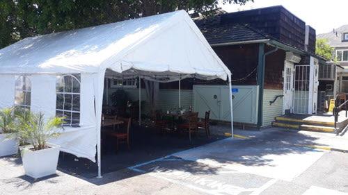 Marston's Restaurant Pasadena CA