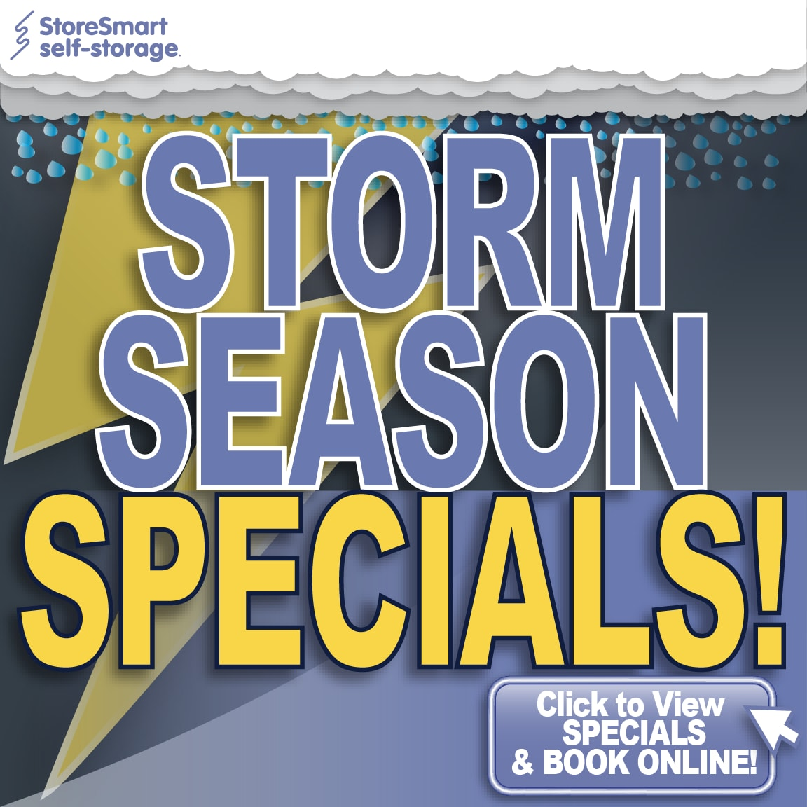 Special at StoreSmart Self-Storage in Fayetteville, North Carolina