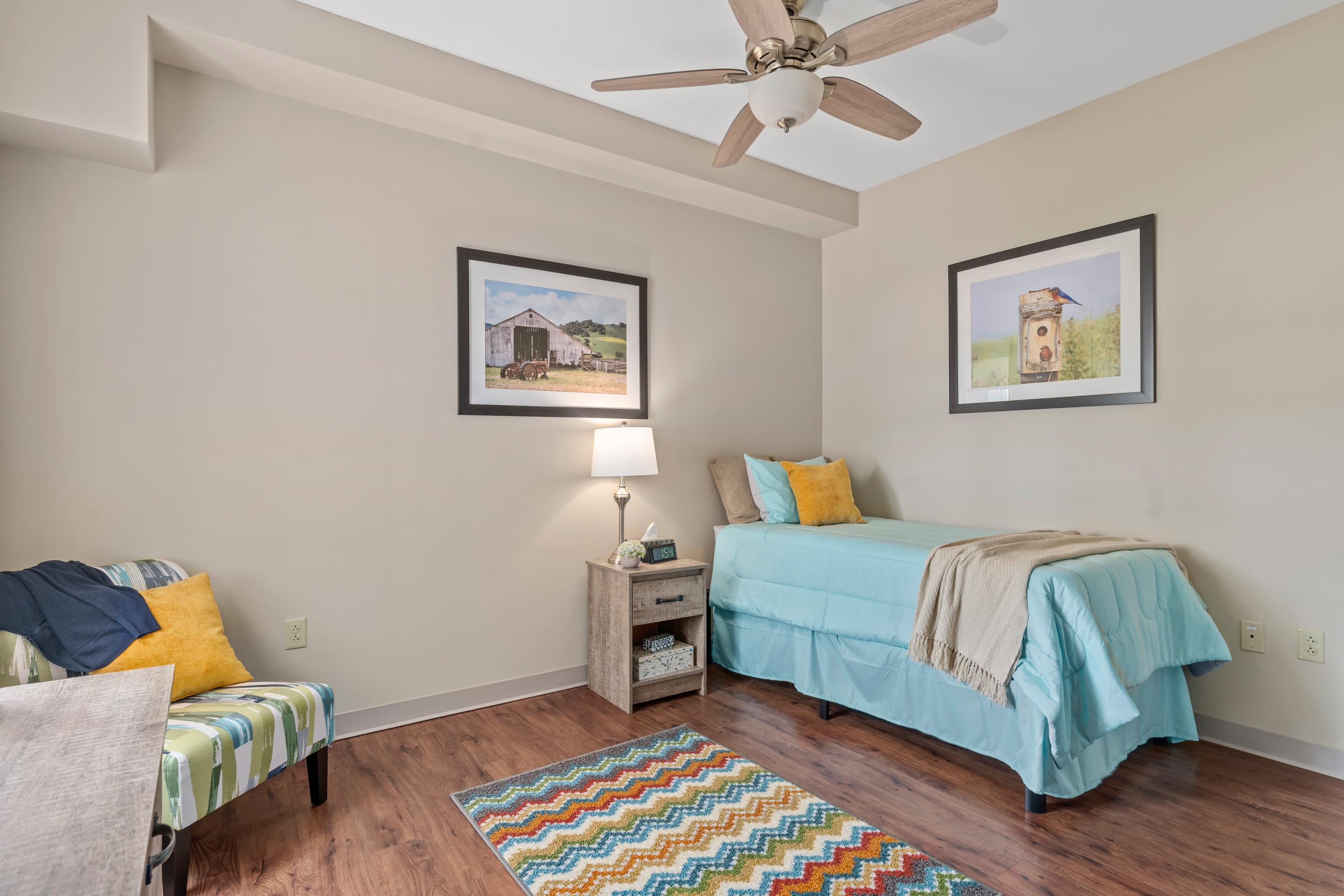 Bedroom at Gentry Park Orlando in Orlando, FL