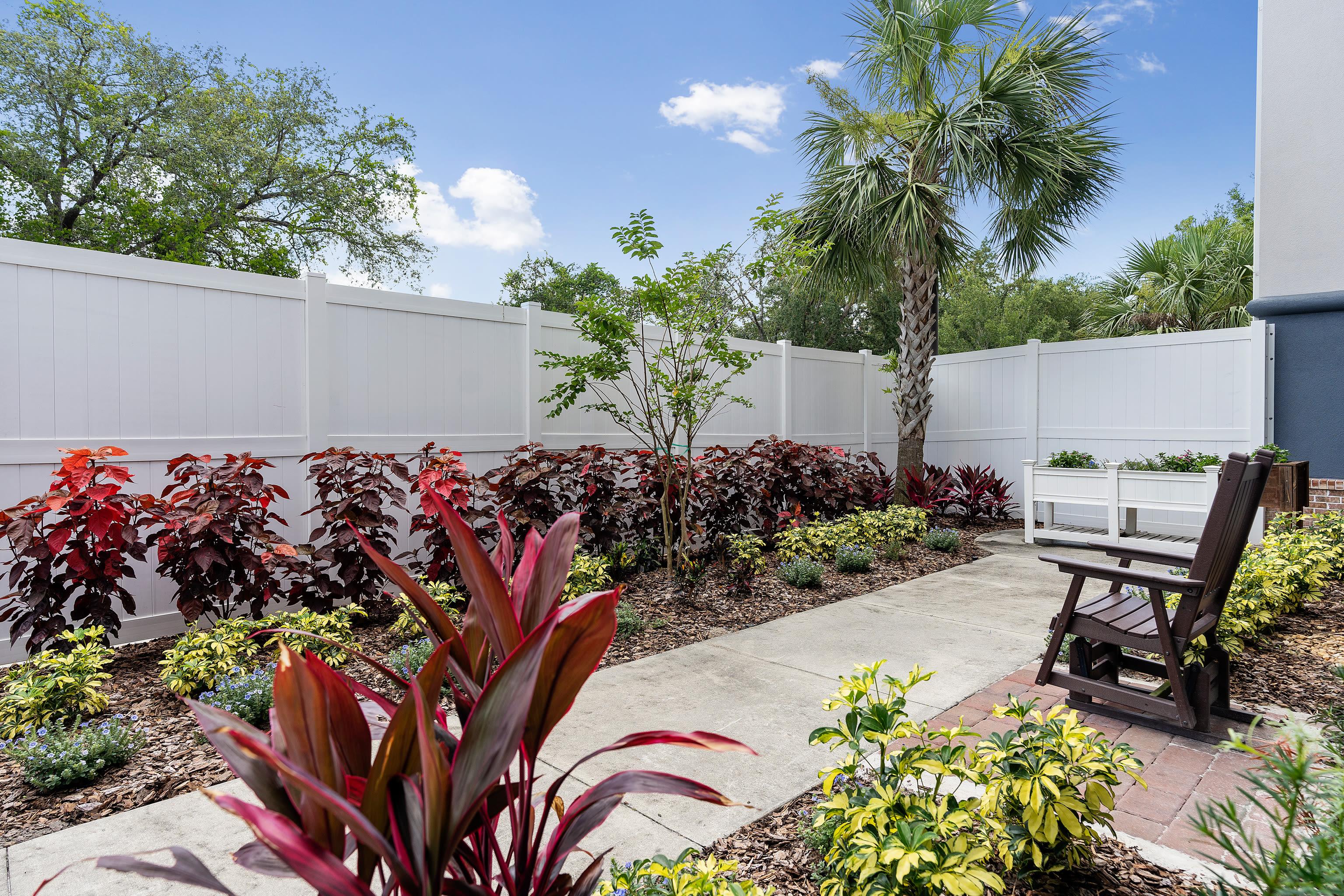 Comfortable community area at Gentry Park Orlando in Orlando, Florida