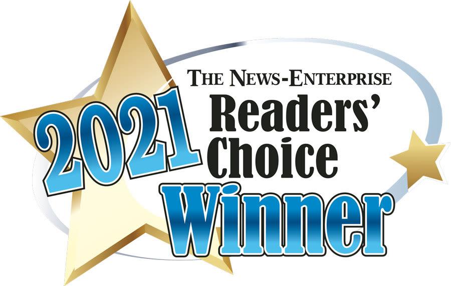 RobinBrooke Senior Living won a 2021 Reader's Choice Award!