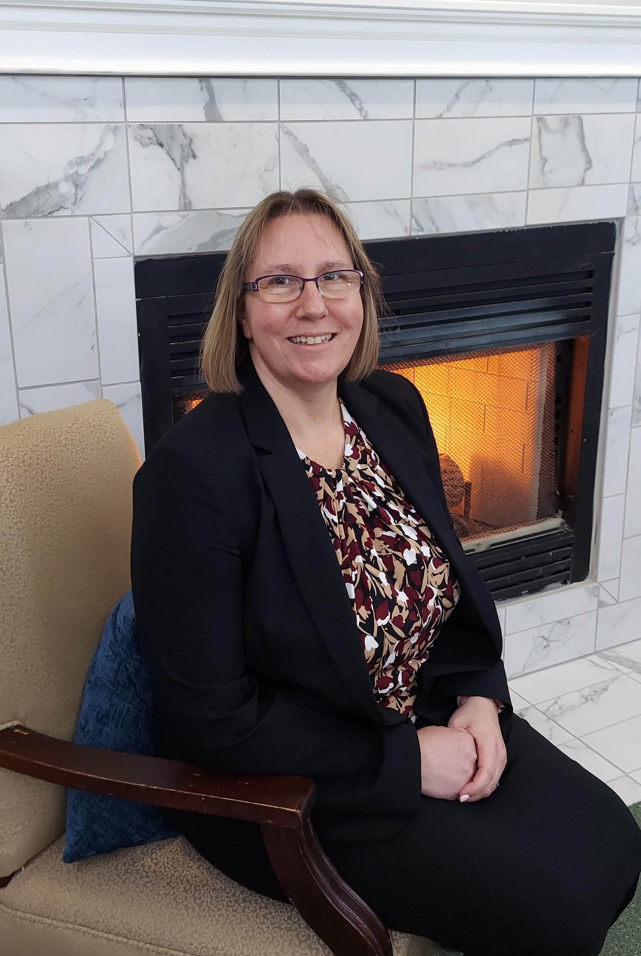 Susan Todd, Administrator at Lassen House Senior Living in Red Bluff, California