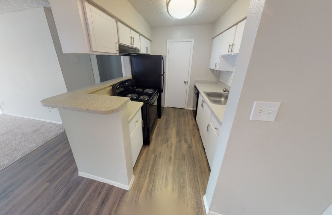 View virtual tour for 2 bedroom 2 bathroom unit at Avion at Carrollwood in Tampa, Florida