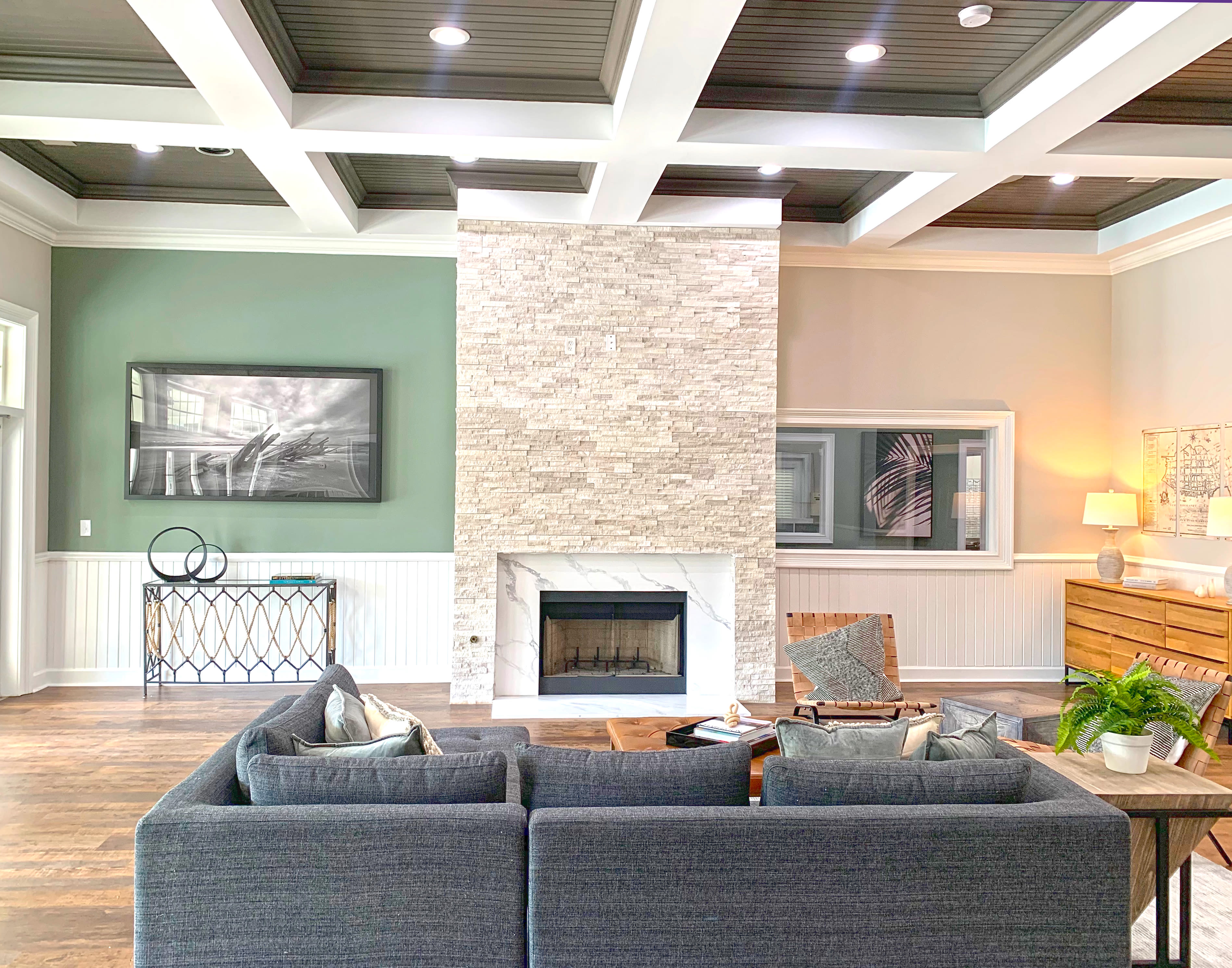 View virtual tour of the resident clubhouse at Bryant at Summerville in Summerville, South Carolina