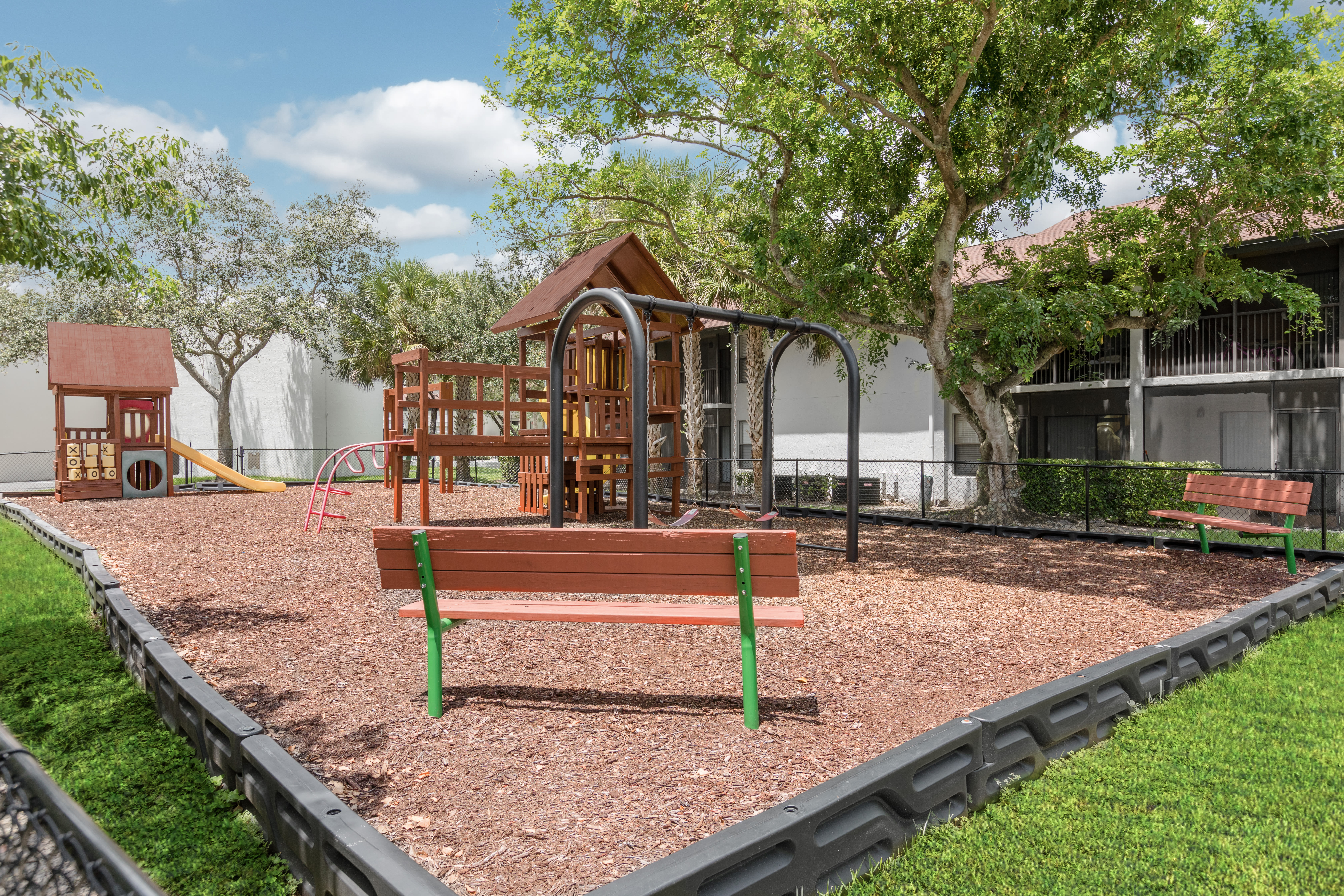 View virtual tour for the playground at Siena Apartments in Plantation, Florida