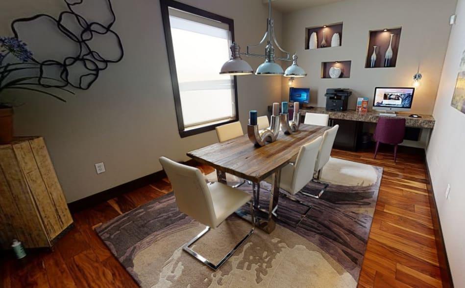 View virtual tour for the business center at Verandas at Alamo Ranch in San Antonio, Texas