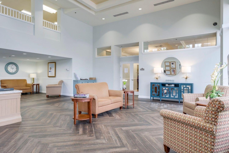 Lobby at Grand Villa of Sarasota