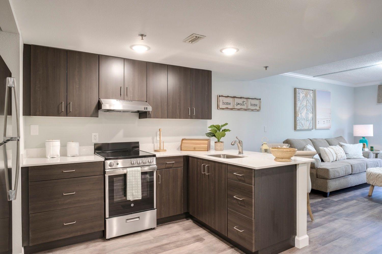 Kitchen at Grand Villa of Sarasota