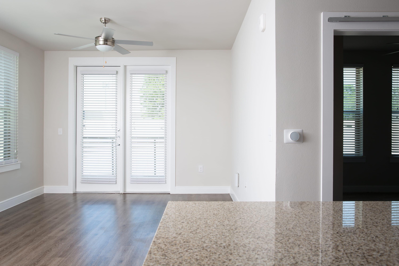 Spacious floor plans at Flora in Austin, Texas