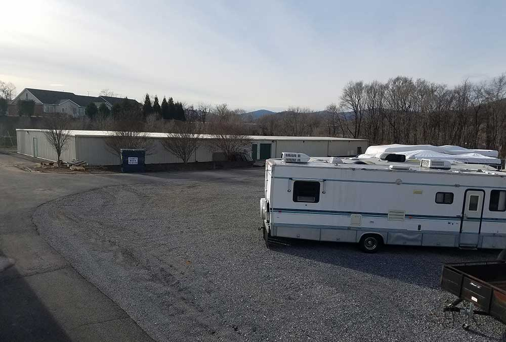Store your RV at Winter's Storage.