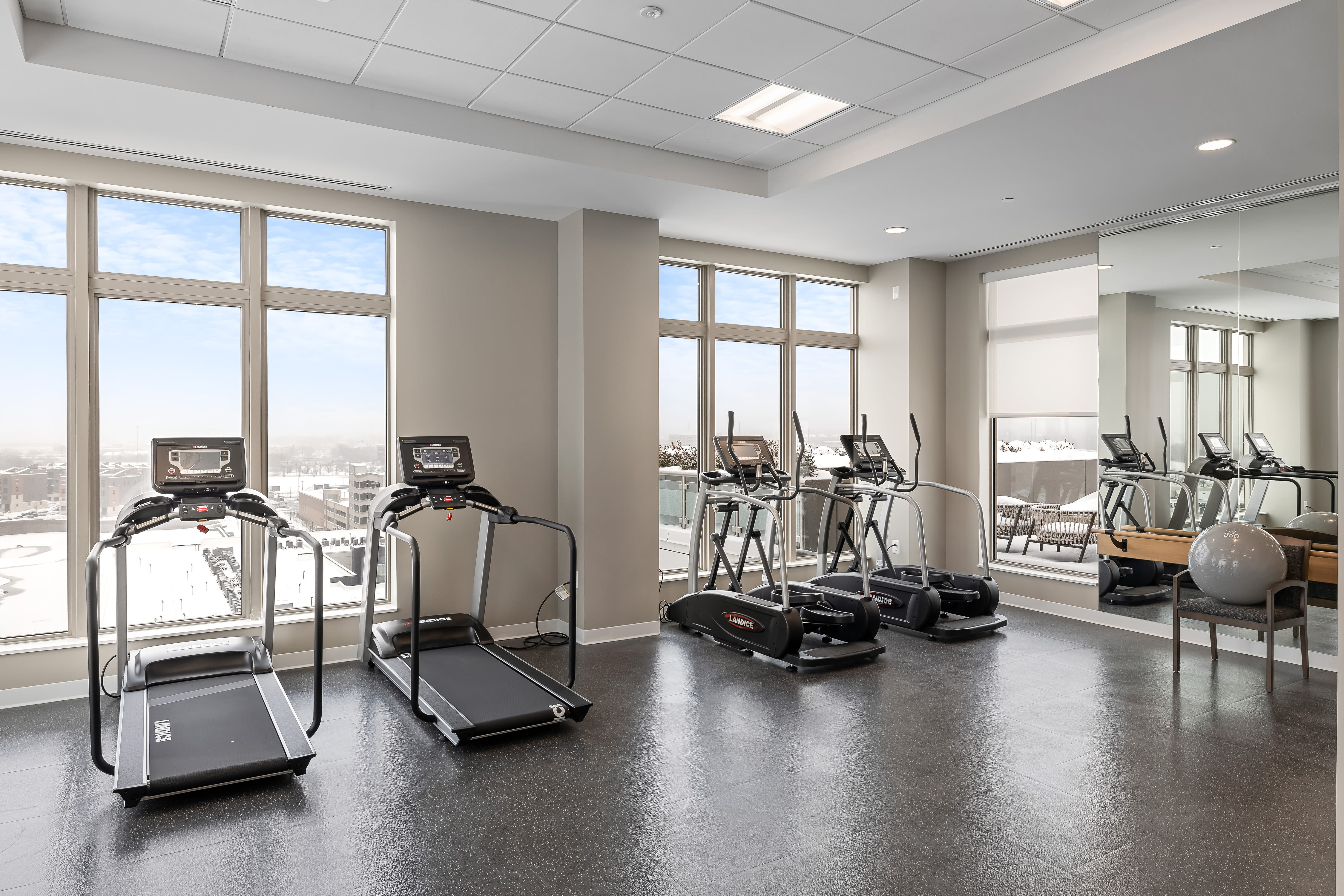 Fitness center at Anthology of King of Prussia – Now Open in King of Prussia, Pennsylvania
